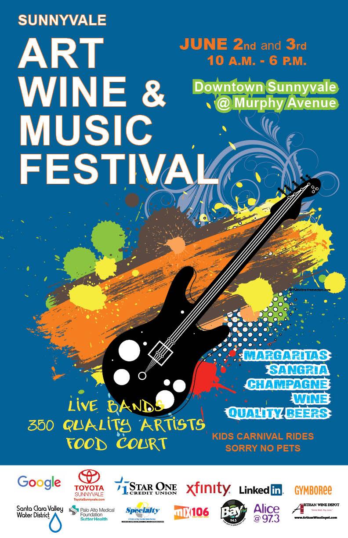 Sunnyvale Art and Wine Festival