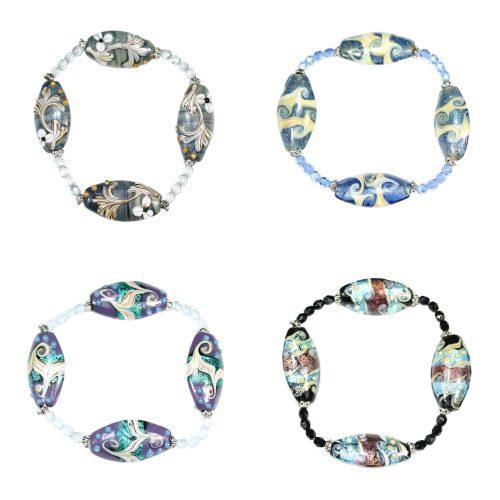 Oval Bracelets